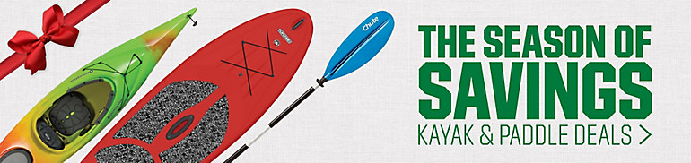 Shop Kayak And Paddle Deals