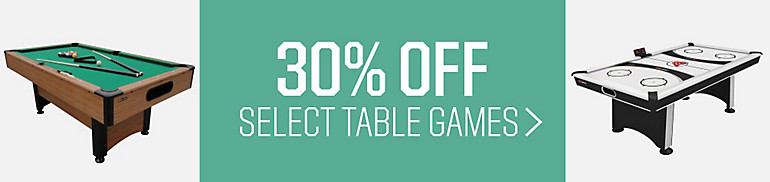 Shop Table Games