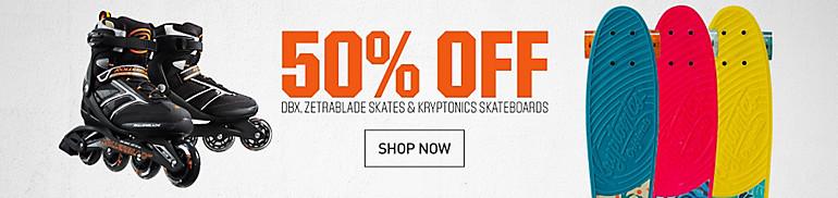 Shop Skates And Skateboards