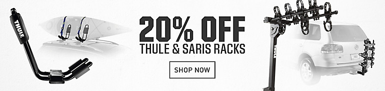 Shop 20% Off Thule Saris Racks