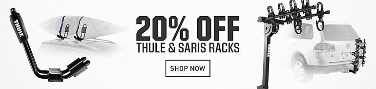 Shop 20% Off Thule Saris Racks
