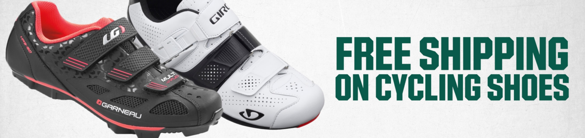 Free Shipping on Cycling Shoes