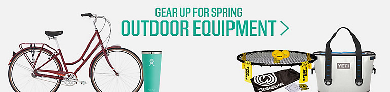 Shop Spring Outdoor Gear