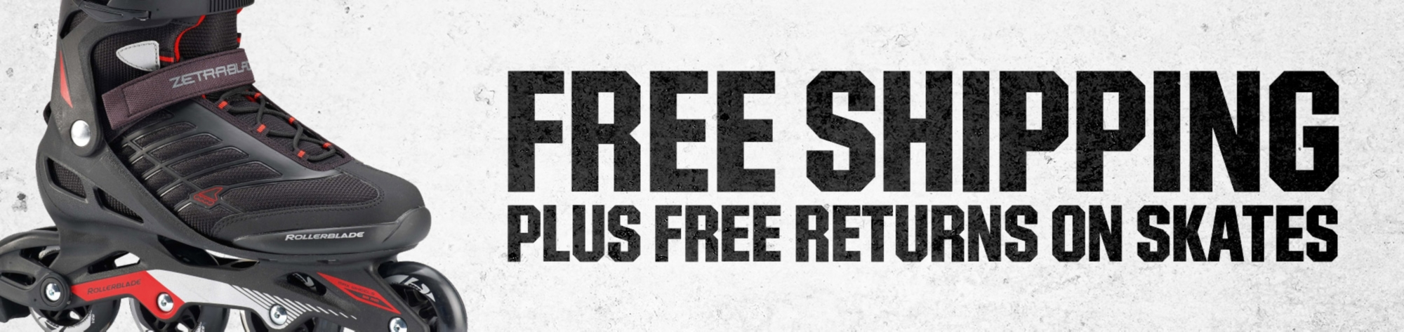 Free Shipping and Returns on Skates