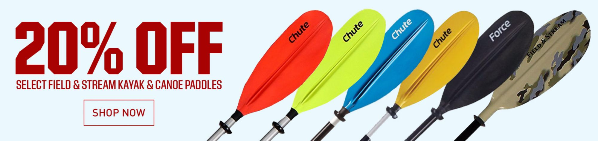 Free Shipping On Select Paddles