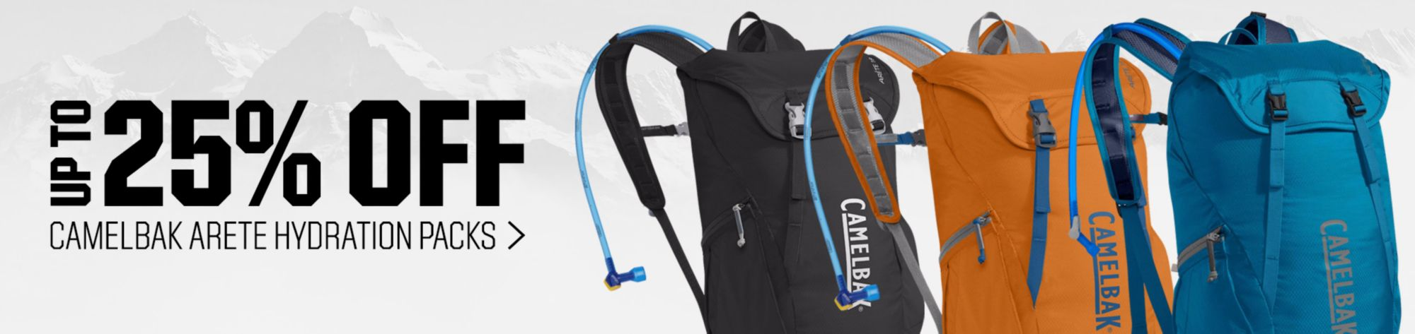 Shop Arete Hydration Packs