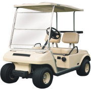 Classic Accessories Portable Golf Cart Windshield