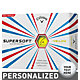 Callaway Supersoft Yellow Personalized Golf Balls