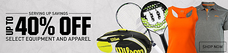 Shop Tennis Deals