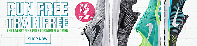Nike Free Back To School