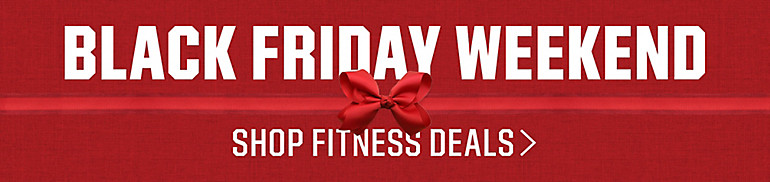 Shop Black Friday Fitness