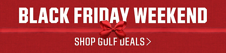 Shop Black Friday Golf