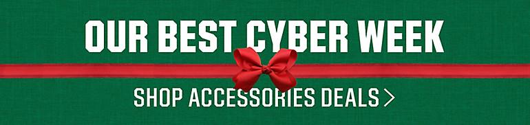 Cyber Week Accessories Deals