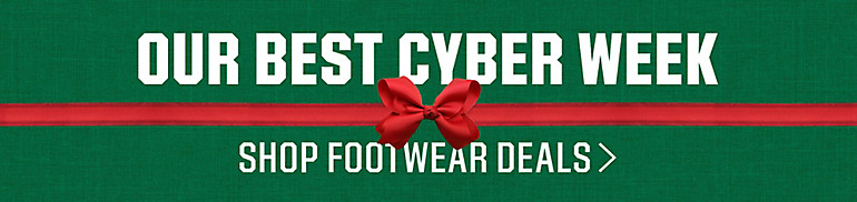 Cyber Week Footwear Deals
