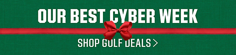 Cyber Week Golf Deals