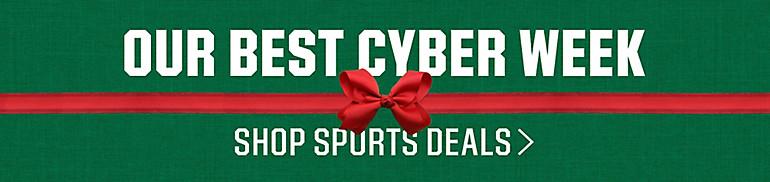 Cyber Week Sports Deals