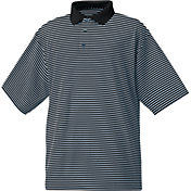 FootJoy Men's ProDry Performance Lisle Stripe Golf Polo