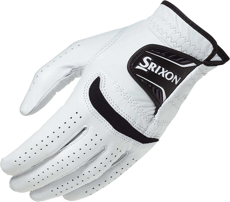 Black leather golf gloves - Black Leather Golf Gloves 25
