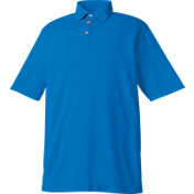 FootJoy Men's ProDry Tonal Stripe Lisle Golf Polo