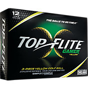 Top Flite Gamer Yellow Golf Balls – Prior Generation