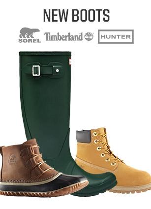 Shop New Boots