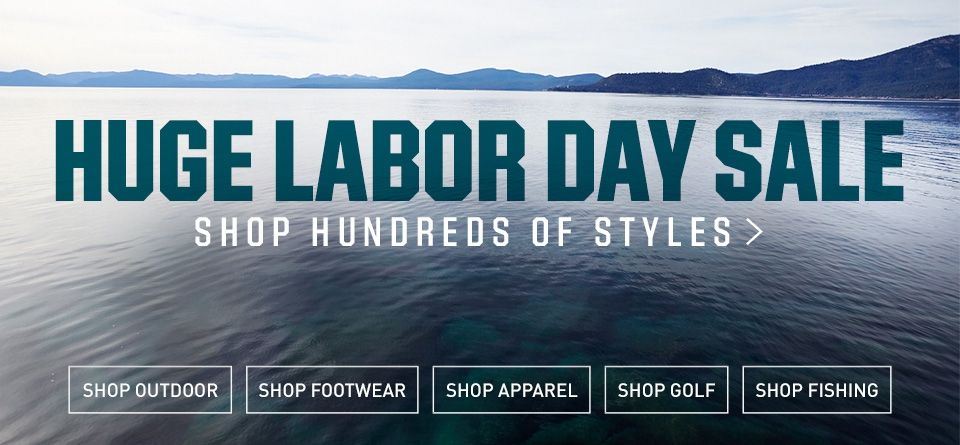 Huge Labor Day Sale