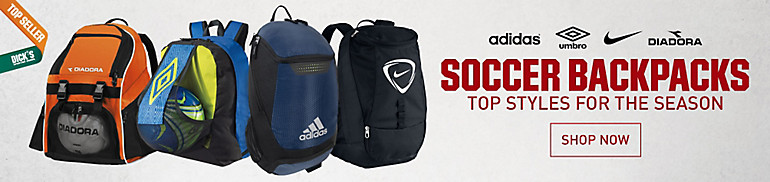 Shop Soccer Backpacks