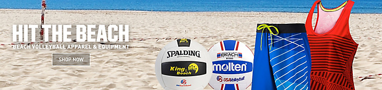 Shop Beach Volleyball