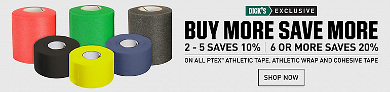 Buy More, Save More Tape and Wraps
