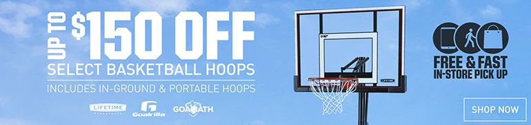 Basketball Hoop Deals