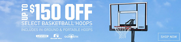 Basketball Hoop Deals