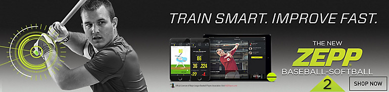 Zepp Baseball-Softball 2 Swing Analyzer