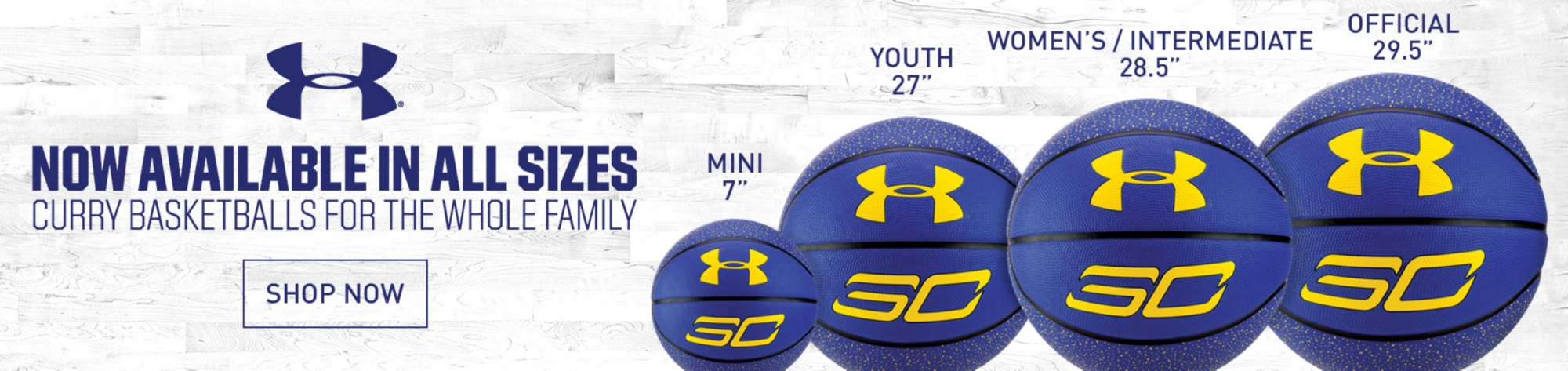 Shop Steph Curry Basketball