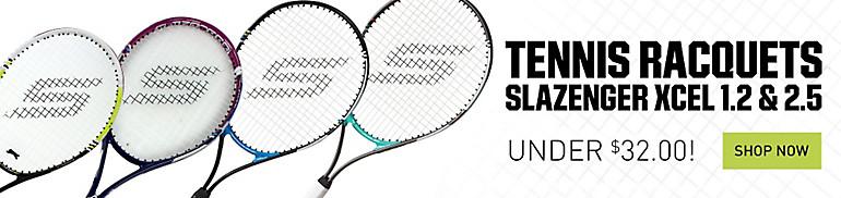 Slazenger XCEL Tennis Racquet