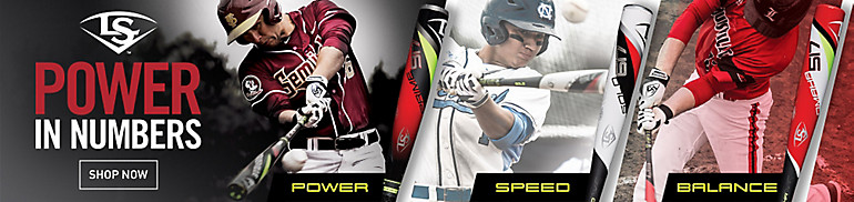Louisville Slugger New Baseball Bats