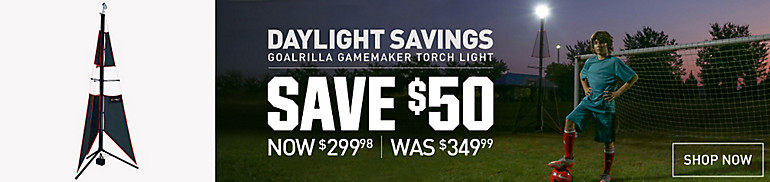 Shop Goalrilla Torch Light