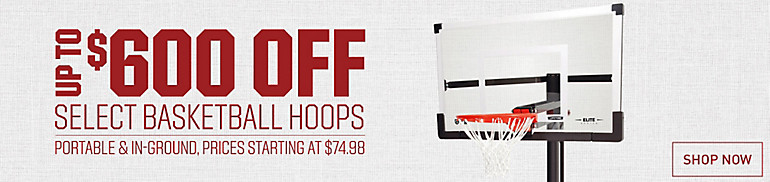 Shop Basketball Hoops Deals