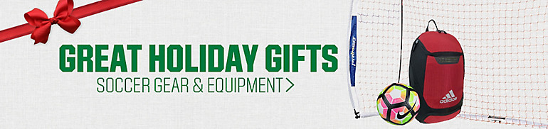 Soccer Holiday Great Gifts