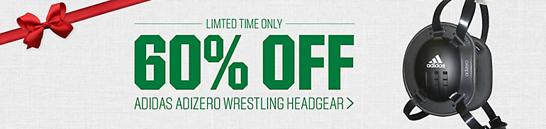 Shop ADIDAS Wrestling Deals