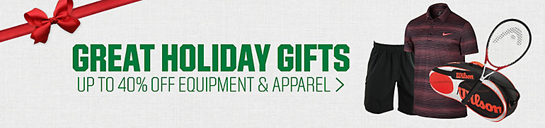Shop Racquet Sports Great Gifts