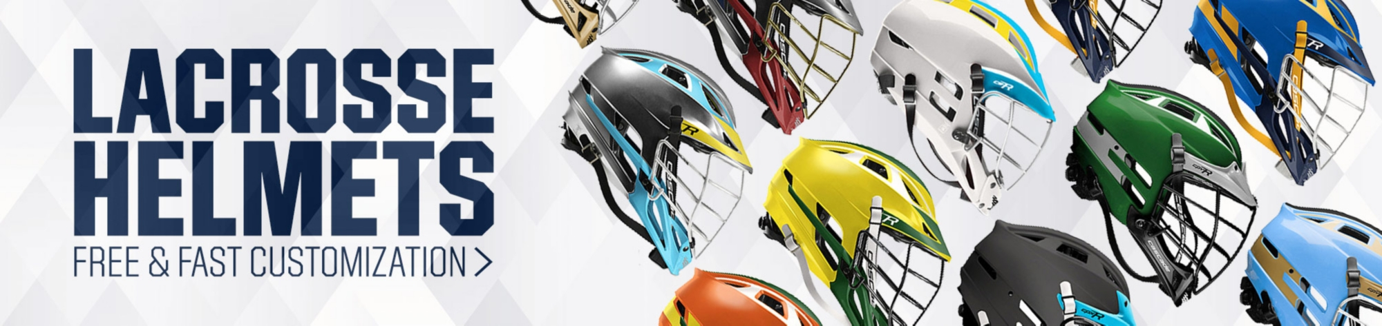 Shop Customized Lacrosse Helmets
