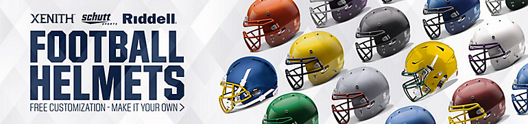 Customize Your Football Helmet