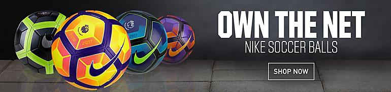 Shop Nike Soccer Balls