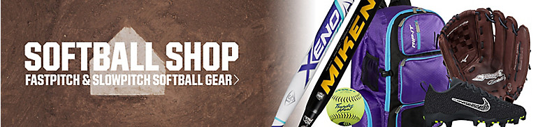 Shop Softball Gear And Equipment