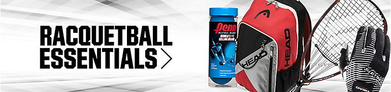 Shop Racquetball Essentials
