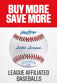 Buy More, Save More Baseballs