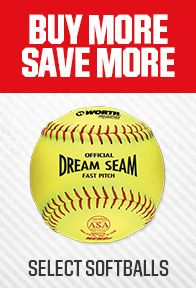 Buy More, Save More Softballs