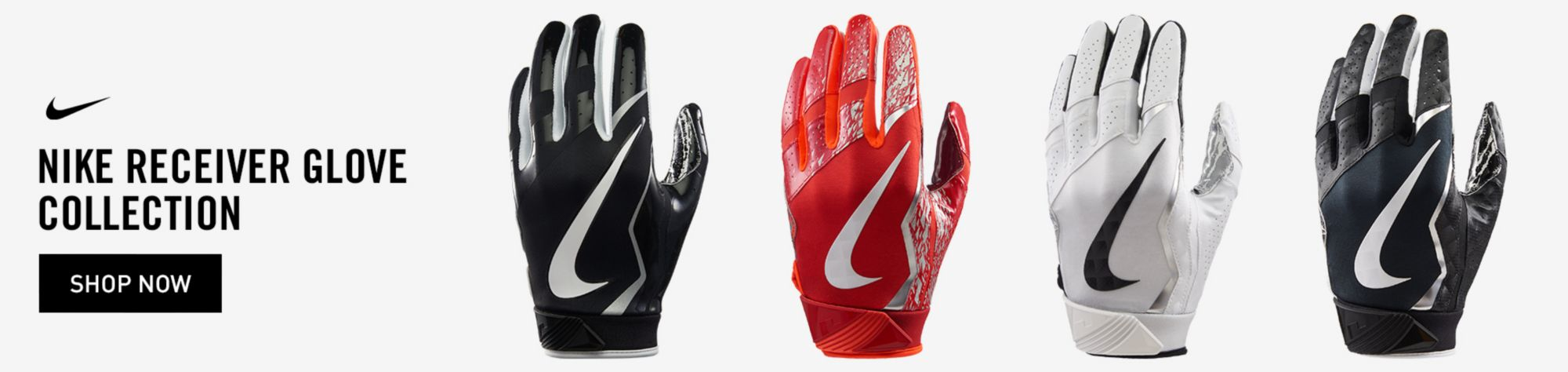 Shop Nike Vapor Jet Receiver Gloves