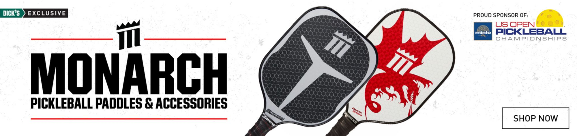 Monarch Pickleball Paddles & Accessories