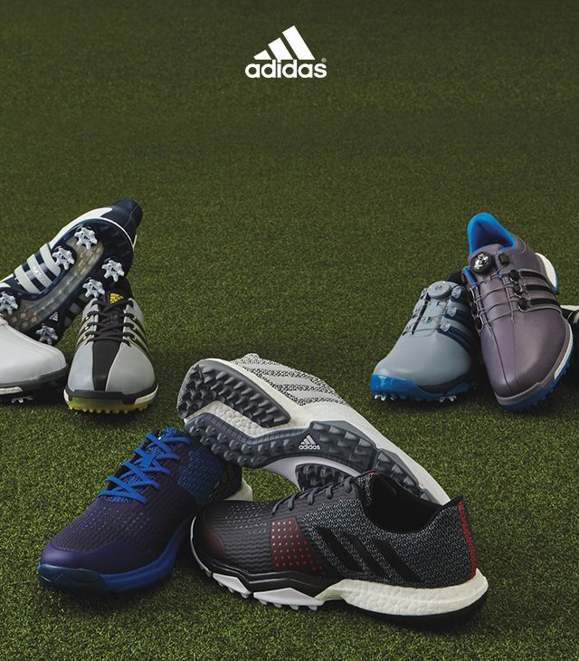 adidas Boost Golf Cleats
